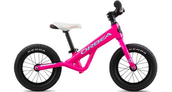 "ORBEA Grow 0 - Vélo enfant - 12"" rose"